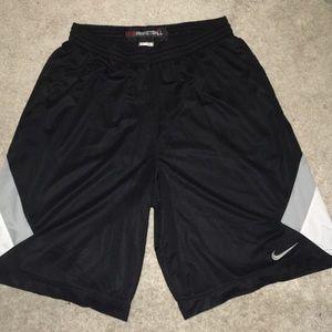 Nike basketball athletic shorts
